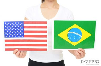 Qualified bilingual professionals in Brazil and in the US